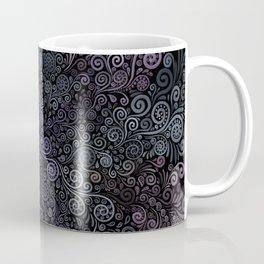 3D Psychedelic Powder Pastel NeuRose Coffee Mug