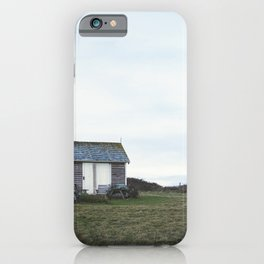 Tiny House, Barn, Summer House, Log Cabin, UK iPhone Case