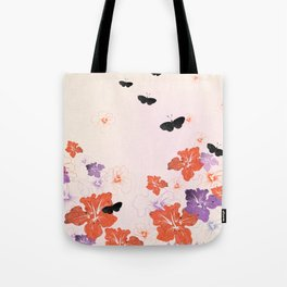 Flower Time! Tote Bag
