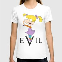 evil T-shirts featuring eVil by #MadeByTylord