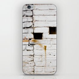 Brink and Paint iPhone Skin