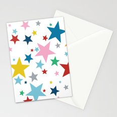Stars Small Stationery Cards