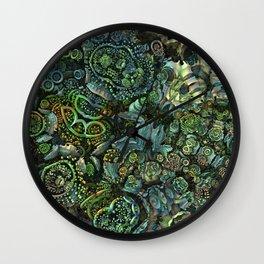 Flotsam & Jetsam Wall Clock