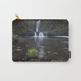 Sgwd Einion Gam Waterfall Country Carry-All Pouch