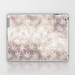 Silver Haze Laptop & iPad Skin