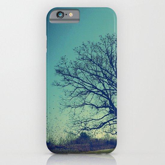 The Bird Tree iPhone & iPod Case