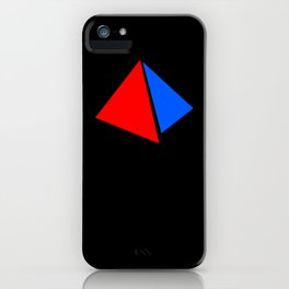 PYRAMID iPhone Case