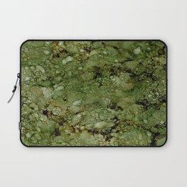 Green Camo Laptop Sleeve