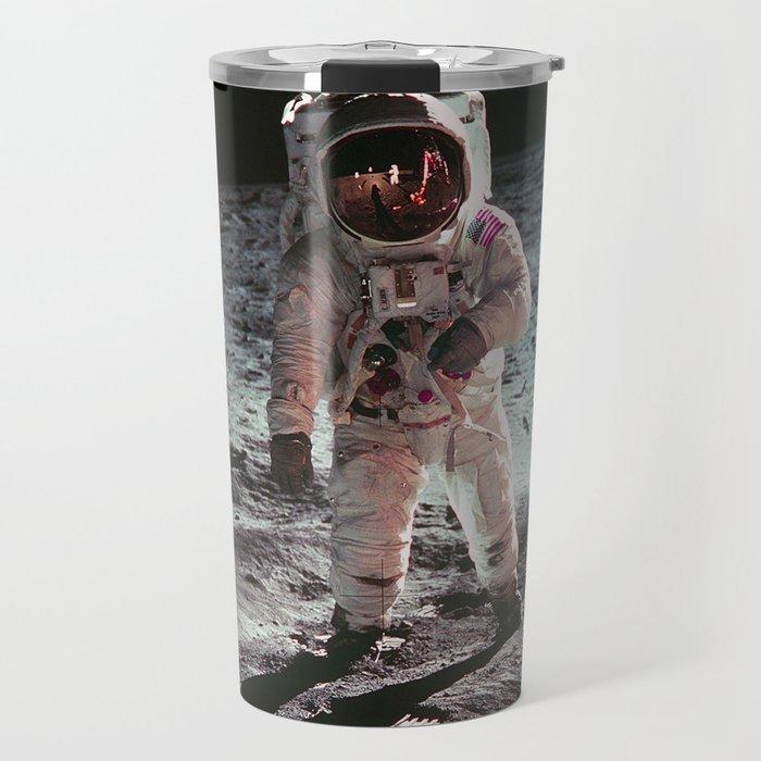 Moon landing 4 Travel Mug