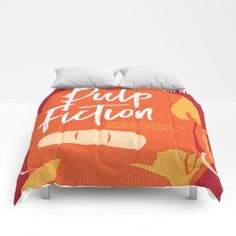 Quentin Tarantino's Plot Movers :: Pulp Fiction Comforters