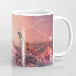 Find the Strength To Rise Up Coffee Mug