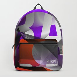Graphic interpretation of a music by Prince Backpack