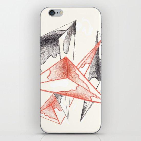 CRAYON LOVE: Monarchs iPhone & iPod Skin
