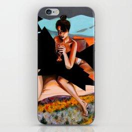 Hostile iPhone Skin