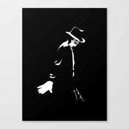 The Dance Canvas Print