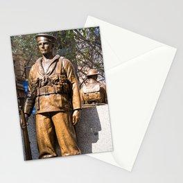 """Lest We Forget"" Sydney Cenotaph Stationery Cards"