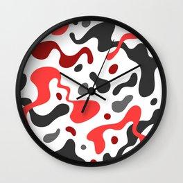 the field Wall Clock