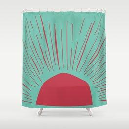 Sunshine. In Art Print Shower Curtain