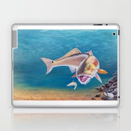Fish On! Laptop & iPad Skin