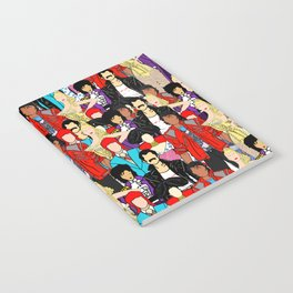 Vintage Party 1 Notebook
