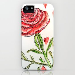 Every Rose iPhone Case