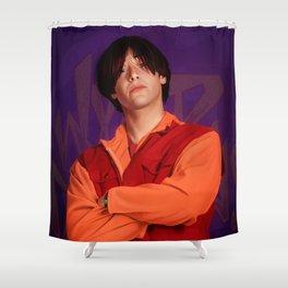 Bogus! Shower Curtain