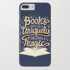 Books are magic Slim Case iPhone 7 Plus