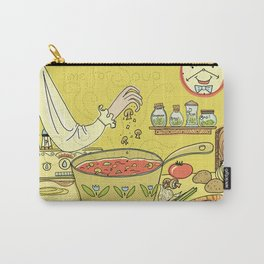 Time For Soup Carry-All Pouch