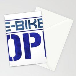 E-bike grandpa grandpa grandpa gift Stationery Cards