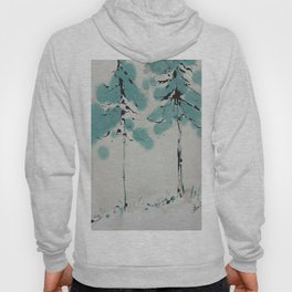 Nordic Trees 3 Hoody