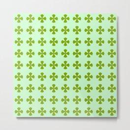 Leaf clover 2 Metal Print