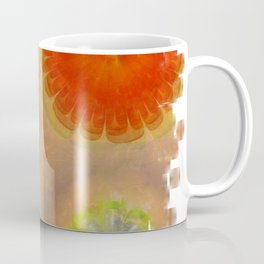 Nontransmittal Sense Flower  ID:16165-112135-50620 Coffee Mug