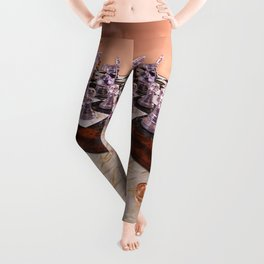 A Game of Chess Leggings