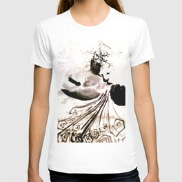 Snow woman T-shirt