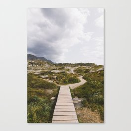 Wanderlust w/o Type Canvas Print
