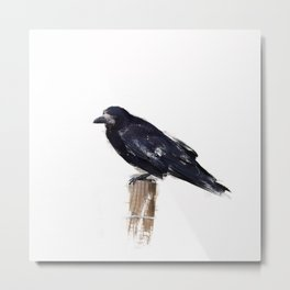 Nevermore Metal Print