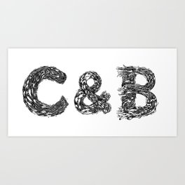 C&B Art Print