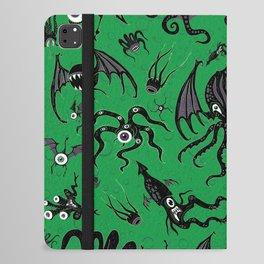 Cosmic Horror Critters iPad Folio Case