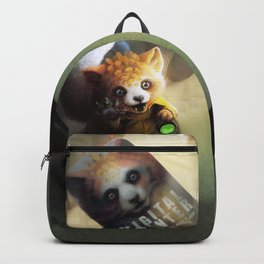 Digital Painter available for work Backpack