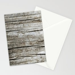 wood texture Stationery Cards