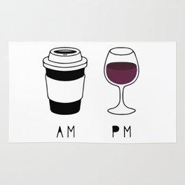 Coffee and Wine Rug