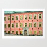 swedish Art Prints featuring Swedish by Gaby Arauz
