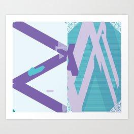 Sour Candy Art Print