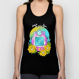 Digital Pet Unisex Tank Top