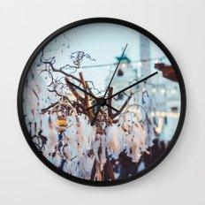 Dreamcatcher Love. Wall Clock