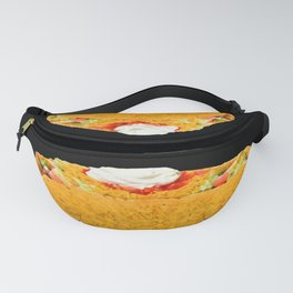 Taco Love from Crow Creek Cool Fanny Pack