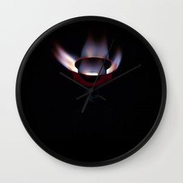 Stove Wall Clock
