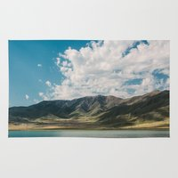 utah Area & Throw Rugs featuring Utah Hills by Kevin N. Murphy Photography