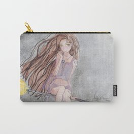 Evil Eye Witch Carry-All Pouch