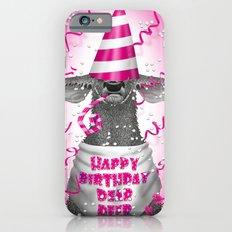 Happy birthday dear deer Slim Case iPhone 6s